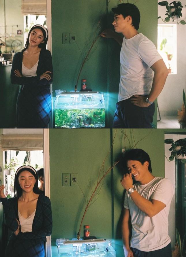 Samuel An và Salim đầy ngọt ngào trong bộ ảnh đậm chất phim Hồng Kông thập niên 80-90 ảnh 7