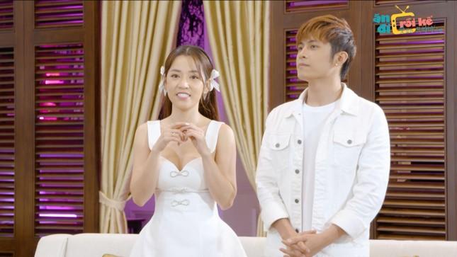 """Diệu Nhi lại hóa fangirl """"u mê"""" khi đối mặt với trai đẹp Kim Min Kyu trong """"Ăn Đi Rồi Kể"""" ảnh 8"""