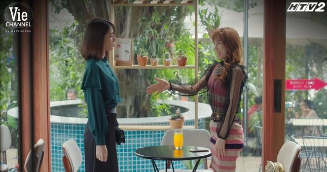 """""""Cây Táo Nở Hoa"""" tập 8: Trịnh Thảo hỗn hào, chỉ trích """"ba"""" Thái Hòa khiến mình mất mặt ảnh 8"""