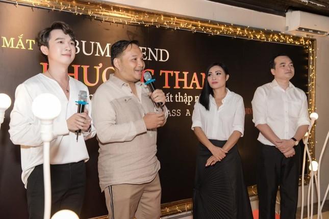 """""""Anh Hai"""" Lam Trường đến chúc mừng """"Chị Chanh"""" Phương Thanh ra mắt album Acoustic Rock ảnh 2"""