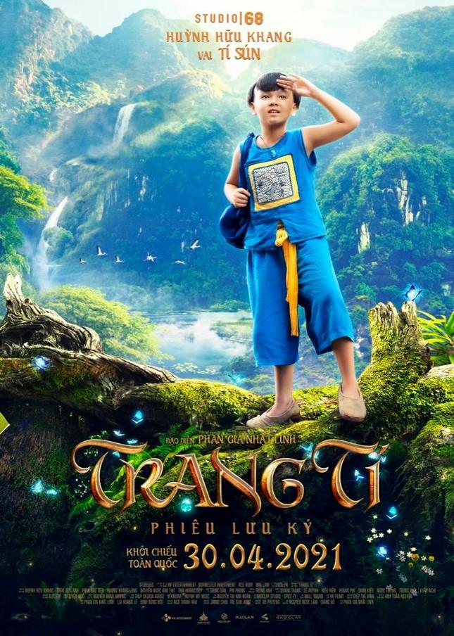 """""""Trạng Tí"""" - Bước tiến mới trong sự nghiệp diễn xuất của diễn viên nhí Hữu Khang? ảnh 4"""