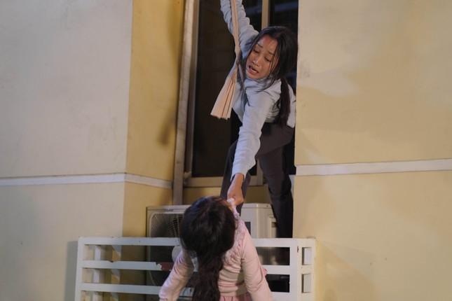 """Lý Hải tiết lộ hậu trường cảnh mạo hiểm của mẹ con Ốc Thanh Vân trong """"Lật Mặt: 48H"""" ảnh 6"""