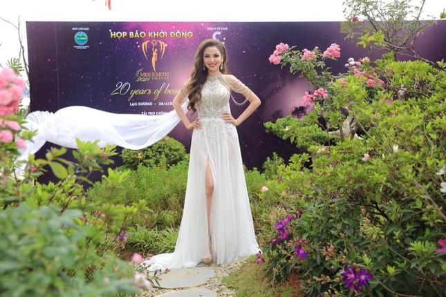 """Trúc Diễm, Nam Em, Phương Khánh hội ngộ tại sự kiện công bố """"Miss Earth Vietnam 2021"""" ảnh 3"""