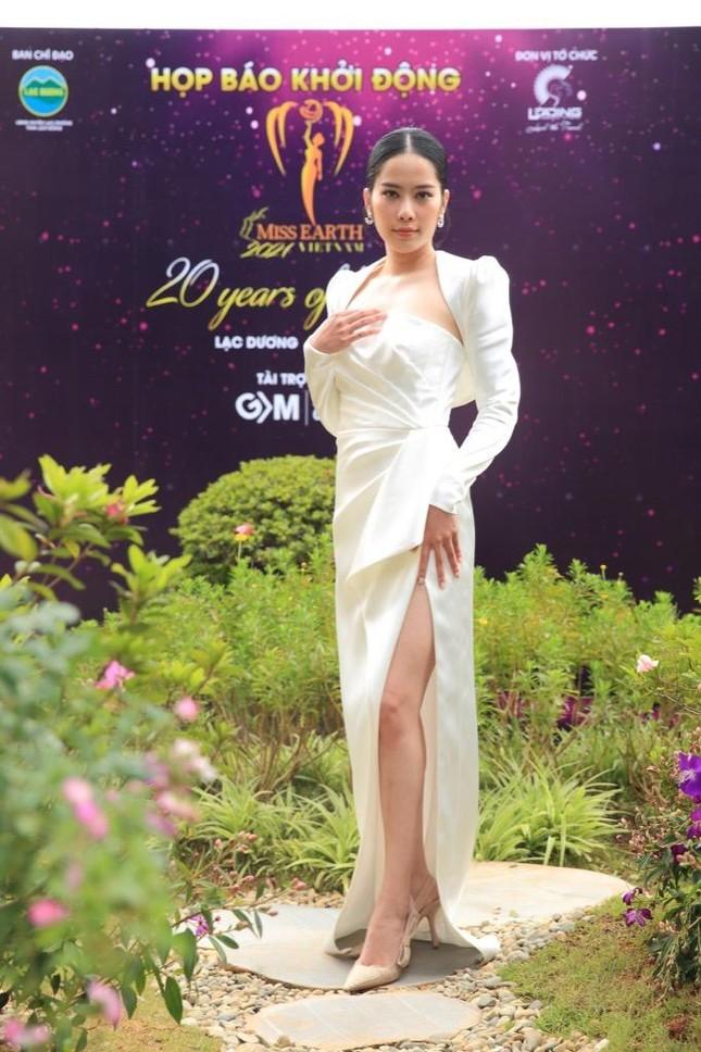 """Trúc Diễm, Nam Em, Phương Khánh hội ngộ tại sự kiện công bố """"Miss Earth Vietnam 2021"""" ảnh 2"""