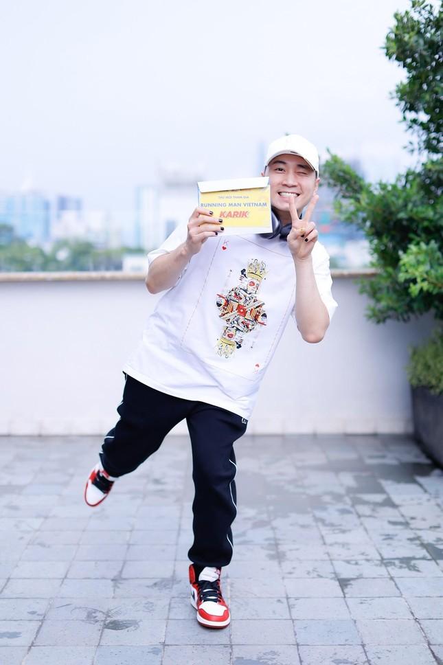 """""""Running Man"""" bản Việt mùa 2 gọi tên """"Nữ hoàng cơ hội"""" Lan Ngọc và """"Người lạ ơi"""" Karik ảnh 4"""