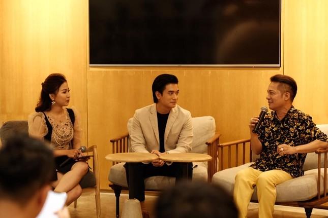 """""""Bad boy"""" Samuel An (Thiên Thần Hộ Mệnh) bất ngờ bật khóc khi được nghệ sĩ Minh Nhí khen ảnh 3"""