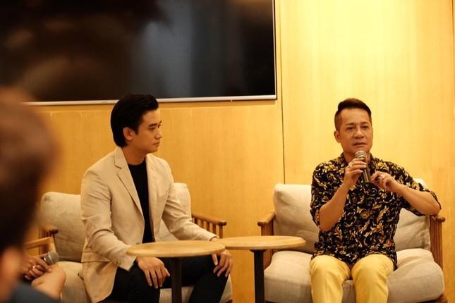 """""""Bad boy"""" Samuel An (Thiên Thần Hộ Mệnh) bất ngờ bật khóc khi được nghệ sĩ Minh Nhí khen ảnh 2"""
