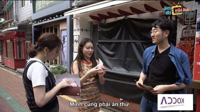 """""""Ăn Đi Rồi Kể"""" tập 5: JooE, Nancy (MOMOLAND) nói tiếng Việt siêu yêu khiến fan hào hứng ảnh 3"""