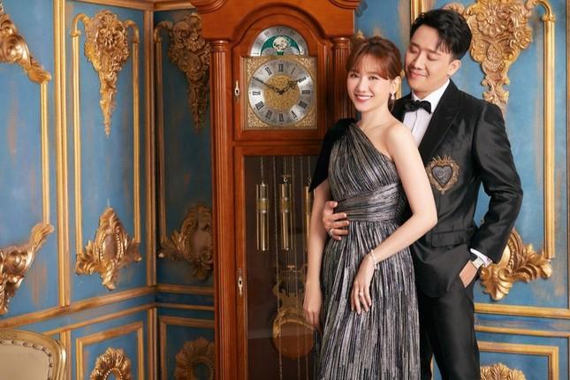 Vợ chồng Trấn Thành - Hari Won lọt Top sao Việt có sức ảnh hưởng trên mạng xã hội ảnh 8