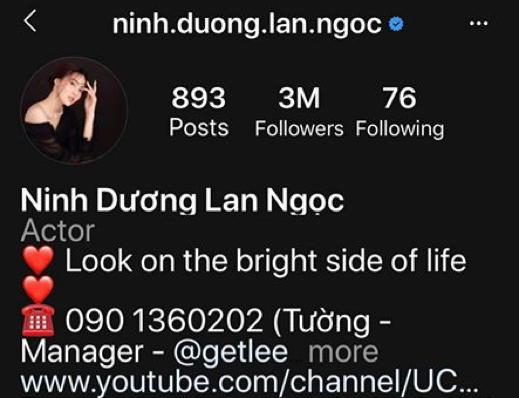 Sao Việt 24H: Lan Ngọc mừng Instagram đạt 3 triệu followers, Han Sara khoe dáng cực xinh ảnh 2