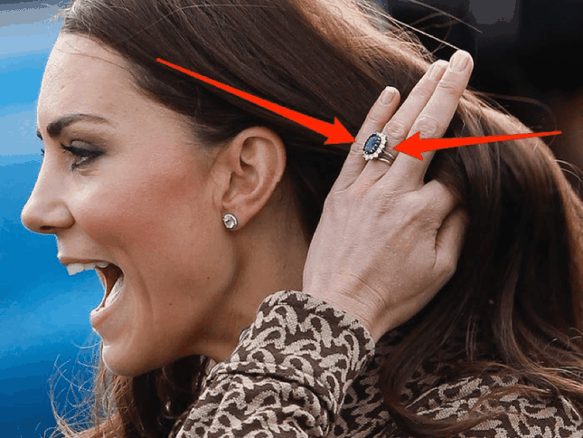 """7 món bảo vật Hoàng gia được Công nương Kate Middleton """"cưng như trứng"""" ảnh 1"""