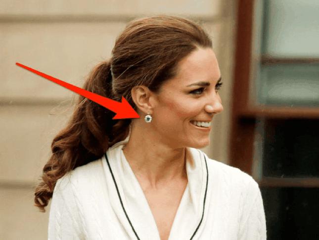 """7 món bảo vật Hoàng gia được Công nương Kate Middleton """"cưng như trứng"""" ảnh 2"""