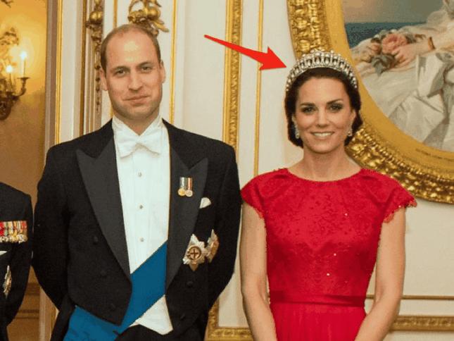 """7 món bảo vật Hoàng gia được Công nương Kate Middleton """"cưng như trứng"""" ảnh 6"""