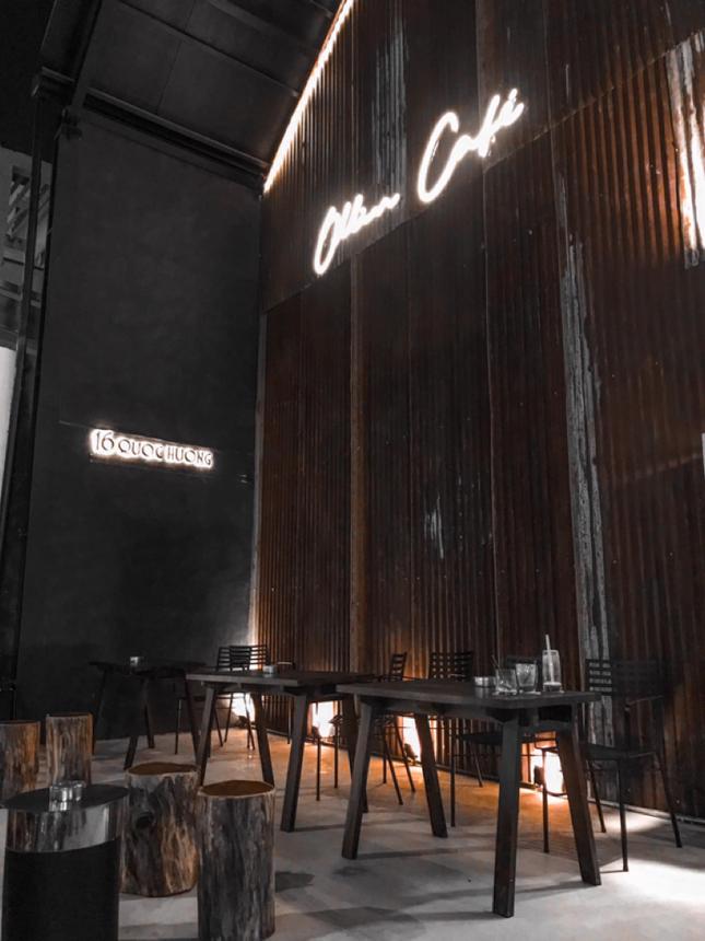 """Ngất ngây với những thiên đường café """"trắng tinh"""" và """"đen tuyền"""" ở Sài Gòn ảnh 7"""