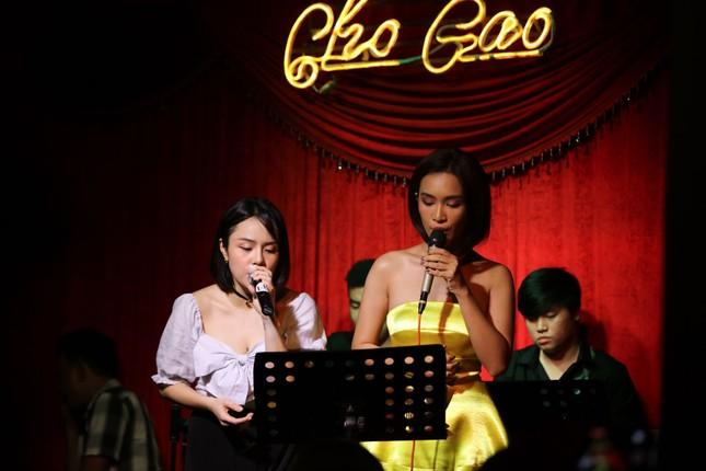 Thái Trinh trình diễn lại ca khúc từng giúp cô nổi tiếng cách đây 10 năm ảnh 2