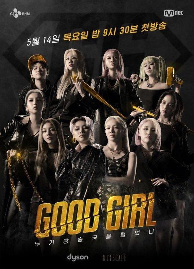 """""""Good Girl"""" - Nơi các nữ nghệ sĩ làm chủ dòng nhạc Hip-Hop với dấu ấn riêng ảnh 1"""