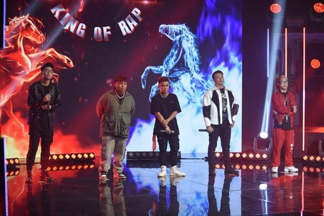 """""""King Of Rap"""" tập 3: Pháo chỉ trích định kiến xem thường nhạc Rap trên sóng truyền hình ảnh 8"""
