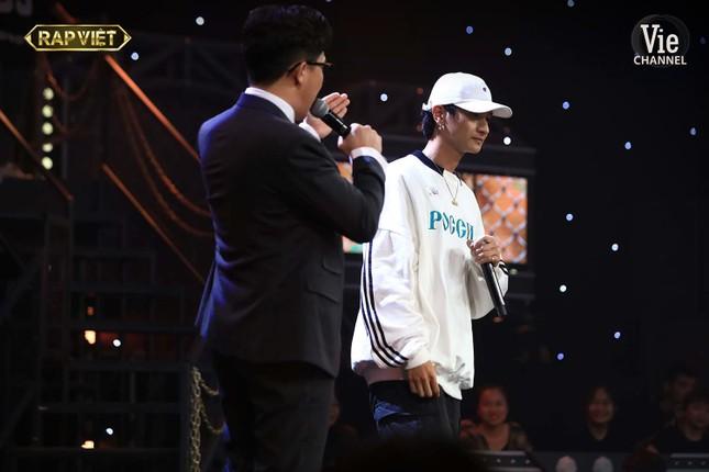 """""""Rap Việt"""" xuất hiện chàng beatboxer được HLV Wowy đạp cần chọn ngay dù chưa rap ảnh 3"""