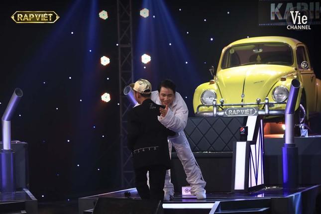 """""""Rap Việt"""" xuất hiện chàng beatboxer được HLV Wowy đạp cần chọn ngay dù chưa rap ảnh 2"""