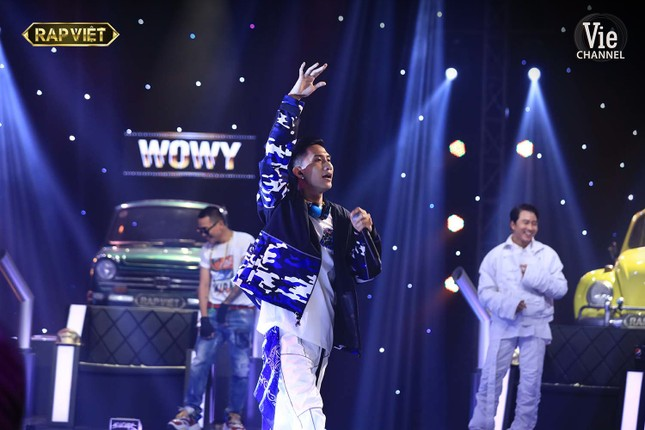 """""""Rap Việt"""" xuất hiện chàng beatboxer được HLV Wowy đạp cần chọn ngay dù chưa rap ảnh 5"""
