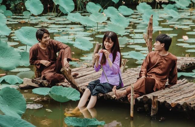 Thành viên nhóm SGO48 vào vai cô dâu trong MV đậm chất miền Tây của X2X ảnh 5