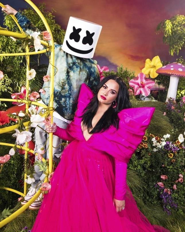 Giải tỏa căng thẳng đầu năm học với ca khúc mới của Demi Lovato và Marshmello ảnh 2