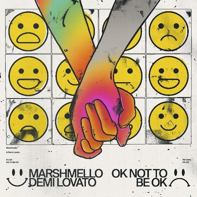 Giải tỏa căng thẳng đầu năm học với ca khúc mới của Demi Lovato và Marshmello ảnh 4