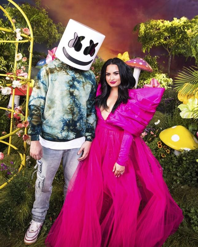 Giải tỏa căng thẳng đầu năm học với ca khúc mới của Demi Lovato và Marshmello ảnh 1