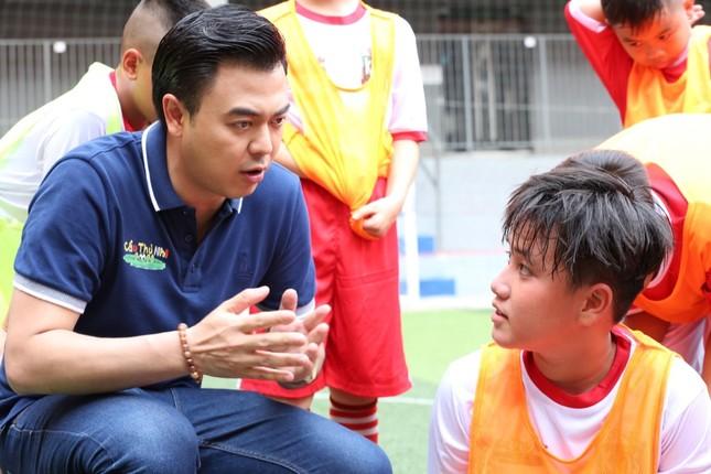 Tuấn Tú (Về nhà đi con) tiếc nuối vì không thể trở thành cầu thủ chuyên nghiệp ảnh 3