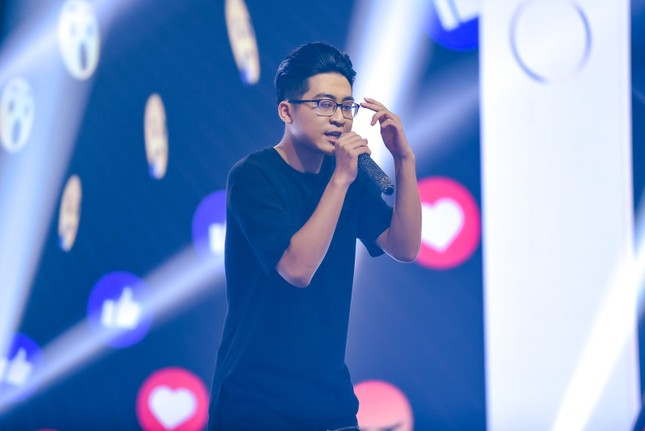 """King Of Rap: ICD mượn hit của Trúc Nhân, Nhật Hoàng gây ấn tượng với """"Bánh Trôi Nước"""" ảnh 7"""