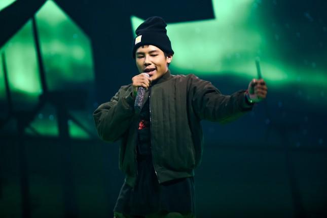 """King Of Rap: ICD mượn hit của Trúc Nhân, Nhật Hoàng gây ấn tượng với """"Bánh Trôi Nước"""" ảnh 6"""