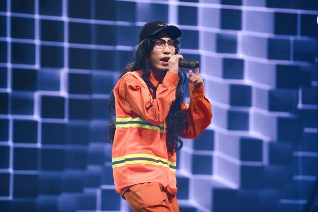 """King Of Rap: ICD mượn hit của Trúc Nhân, Nhật Hoàng gây ấn tượng với """"Bánh Trôi Nước"""" ảnh 9"""