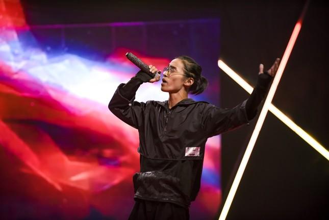 """King Of Rap: ICD mượn hit của Trúc Nhân, Nhật Hoàng gây ấn tượng với """"Bánh Trôi Nước"""" ảnh 8"""