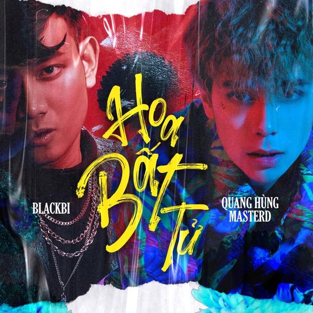 """Quang Hùng MasterD đổi style, kết hợp Black Bi Thái Vũ (FAPtv) trong MV """"Hoa Bất Tử"""" ảnh 1"""