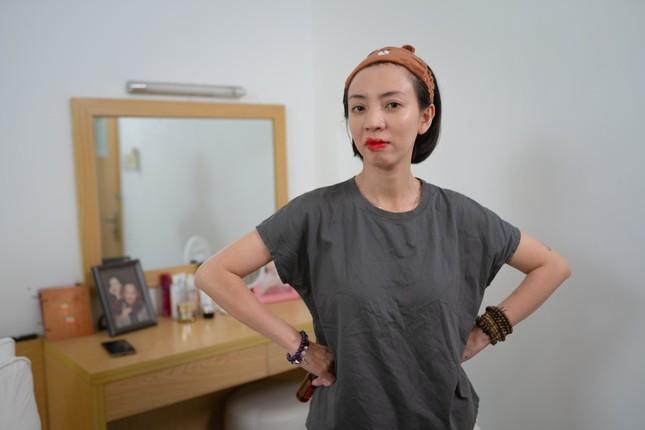 """Được Tiến Luật giúp """"đi đường cọ"""", Thu Trang khóc thét vì không thể nhận ra chính mình  ảnh 4"""