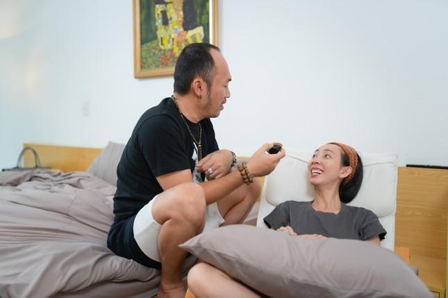 """Được Tiến Luật giúp """"đi đường cọ"""", Thu Trang khóc thét vì không thể nhận ra chính mình  ảnh 1"""