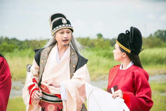 Tiến Luật, Hứa Minh Đạt không lấy cát-xê khi tham gia phim ca nhạc của Hồ Việt Trung  ảnh 4