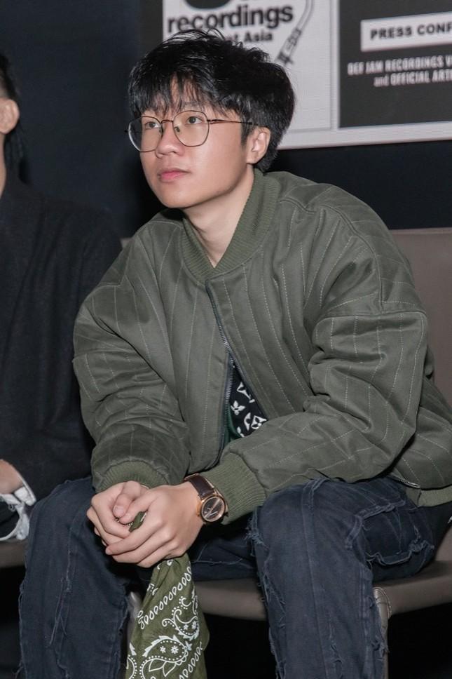 HIEUTHUHAI, Pháo, Rich Choi... cùng hàng trăm rapper hội tụ chúc mừng Obito ra mắt MV mới ảnh 2