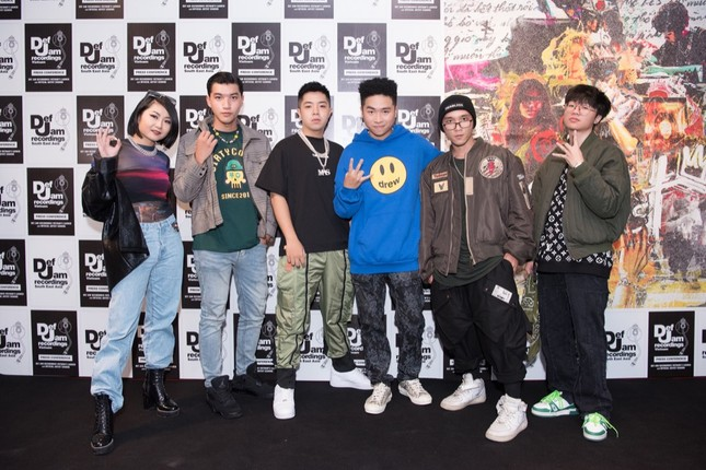 HIEUTHUHAI, Pháo, Rich Choi... cùng hàng trăm rapper hội tụ chúc mừng Obito ra mắt MV mới ảnh 3