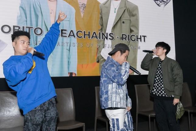 HIEUTHUHAI, Pháo, Rich Choi... cùng hàng trăm rapper hội tụ chúc mừng Obito ra mắt MV mới ảnh 8