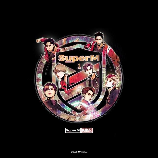 """SuperM trở lại một cách """"khác biệt"""", tiết lộ về sự hợp tác đặc biệt cùng Marvel ảnh 4"""