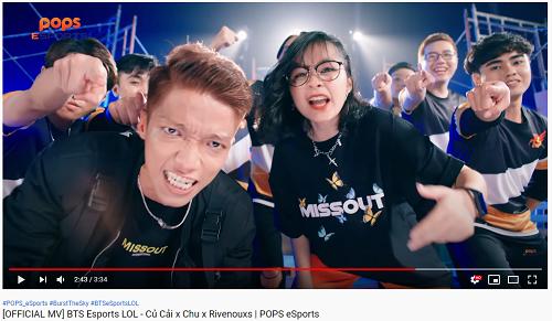 """Loạt đội tuyển thể thao điện tử (eSports) Việt Nam góp mặt trong chuỗi 8 MV rap """"căng đét"""" ảnh 2"""