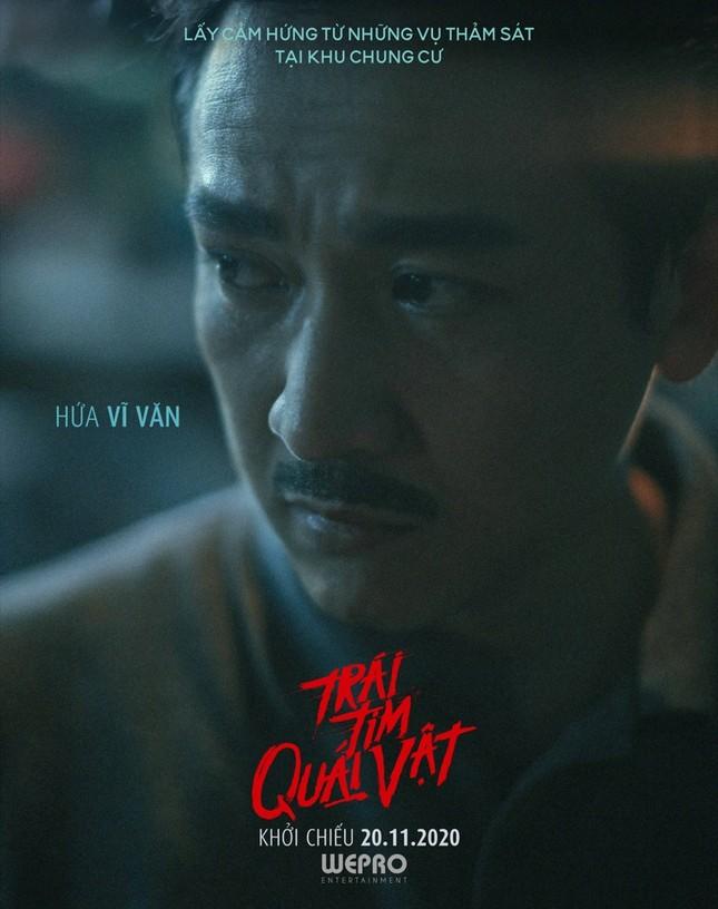 """Hoàng Thùy Linh, Trịnh Thăng Bình xuất hiện đáng sợ trong trailer """"Trái tim quái vật"""" ảnh 4"""