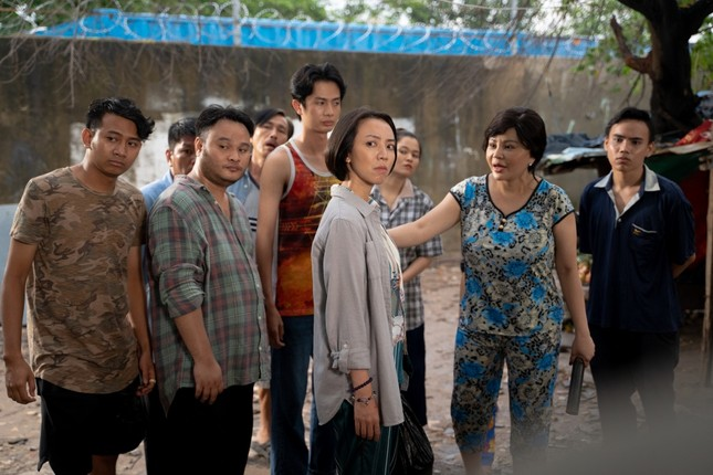 """Sau """"Tiệc Trăng Máu"""", Thu Trang vào vai nhiều chuyện, ăn cắp vặt trong web-drama ảnh 3"""
