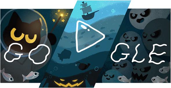 Google tung đủ trò giải cứu mèo ma thuật, kể chuyện ma cho người dùng chơi Halloween ảnh 4