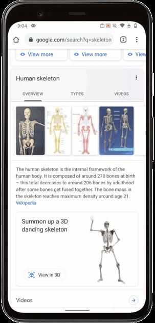Google tung đủ trò giải cứu mèo ma thuật, kể chuyện ma cho người dùng chơi Halloween ảnh 3
