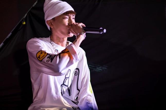"""Biệt đội rapper từ """"Rap Việt"""" và """"King Of Rap"""" bất ngờ hội tụ trong cùng một sự kiện ảnh 6"""