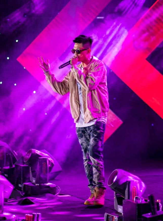 """Biệt đội rapper từ """"Rap Việt"""" và """"King Of Rap"""" bất ngờ hội tụ trong cùng một sự kiện ảnh 9"""