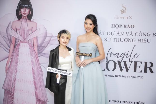 Top 5 Hoa hậu Việt Nam 2016 Đào Thị Hà xuất hiện xinh đẹp tại sự kiện thời trang ảnh 1