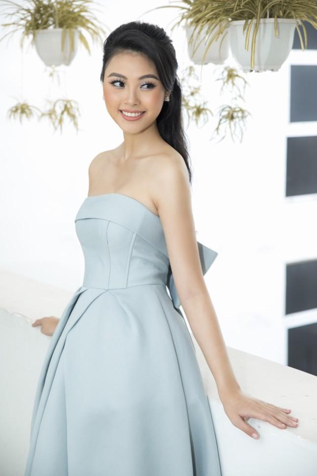 Top 5 Hoa hậu Việt Nam 2016 Đào Thị Hà xuất hiện xinh đẹp tại sự kiện thời trang ảnh 4